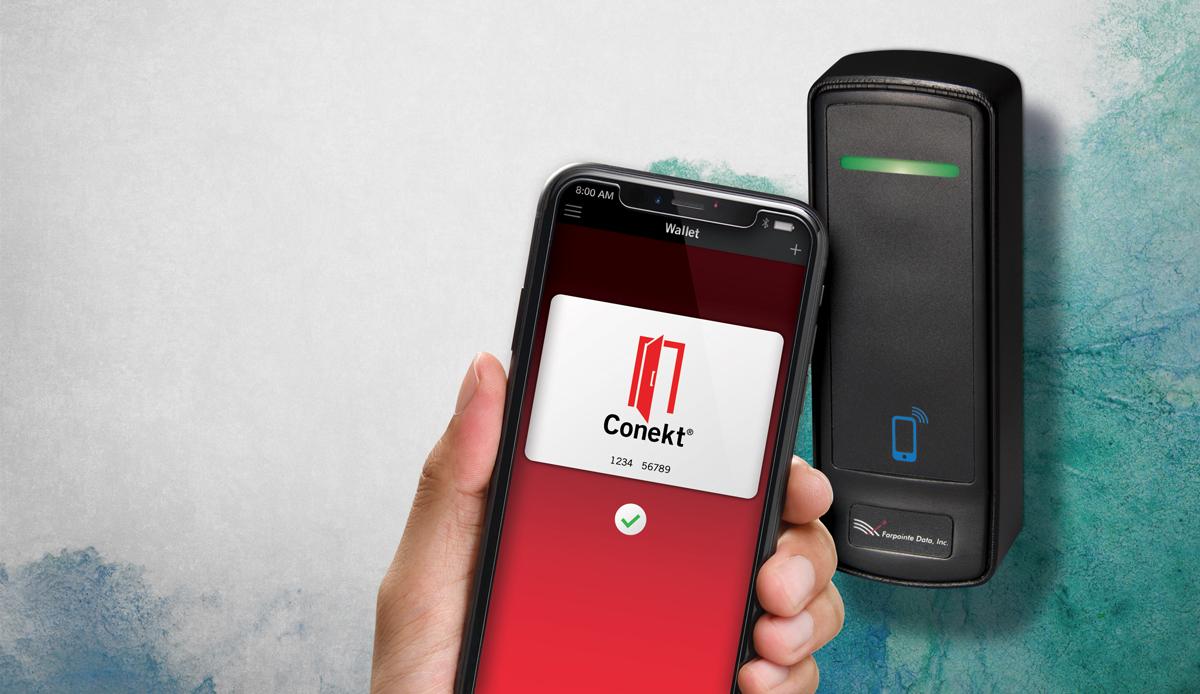Mobile smartphone access control